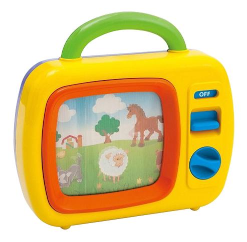 Развивающая игрушка PlayGo Телевизор Животные фото