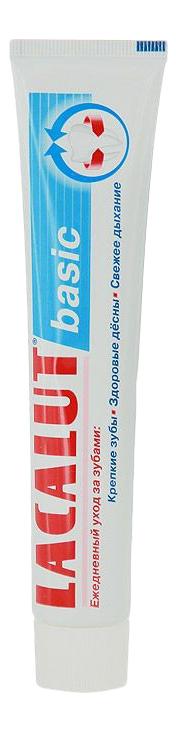 Зубная паста LACALUT Бейсик 75мл фото