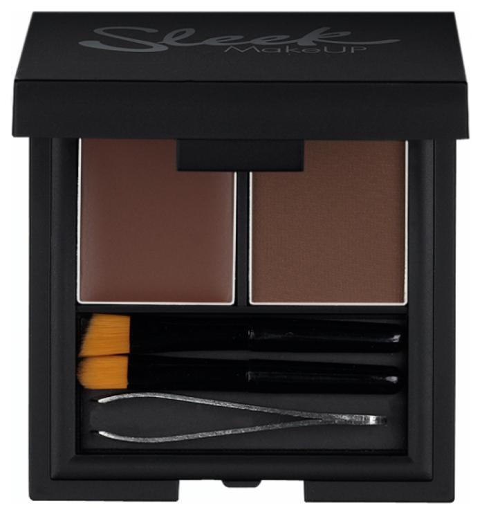 Наборы для макияжа Sleek MakeUP Brow Kit Extra Dark фото