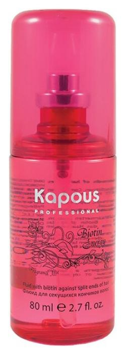 Флюид для волос Kapous Biotin Energy для секущихся