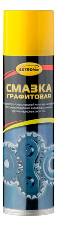 Смазка графитовая ASRTOhim AC455 335 мл