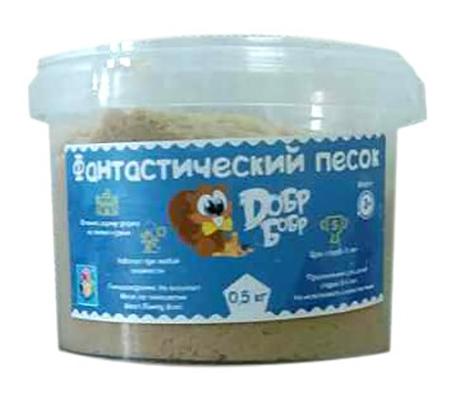 Кинетический и космический песок 1TOY Классический 0,5 кг