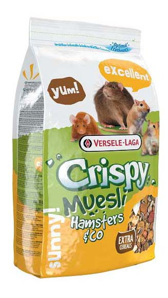 Корм для хомяков Versele Laga Crispy Muesli