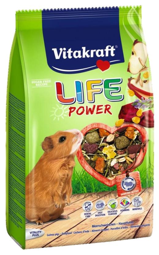 Корм для морских свинок Vitakraft Life Power