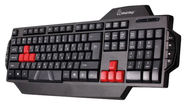 Клавиатура Smartbuy 201 SBK-201GU-K