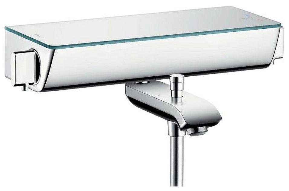 Смеситель для ванны Hansgrohe Ecostat Select 13141000 хром