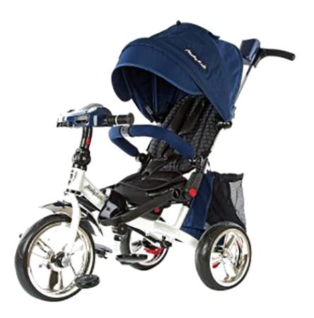 Купить Велосипед Moby kids Leader onesize Leader голубой T400, Детские велосипеды-коляски