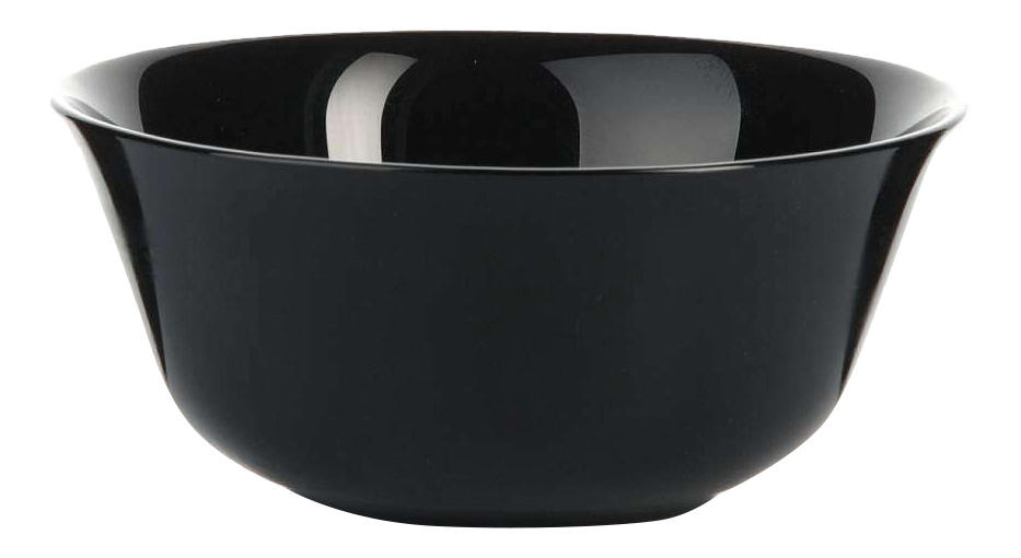 Салатник Luminarc Carine black 12 см