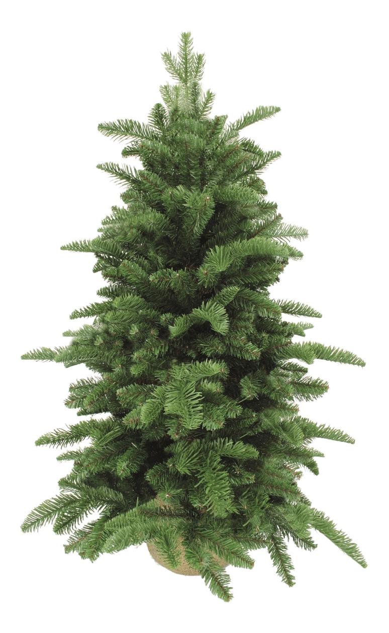 Ель искусственная Triumph Tree нормандия в мешочке зеленая 60 см