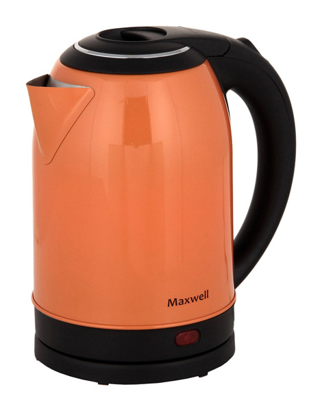 Чайник электрический Maxwell MW 1098OG Black/Orange