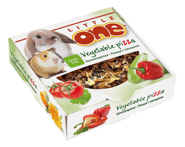 Лакомство для грызунов Little One овощи, 55г