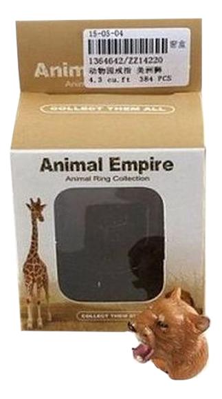 Купить Фигурка животного Shantou Gepai кольцо Animal Empire Львица ZZ14220,