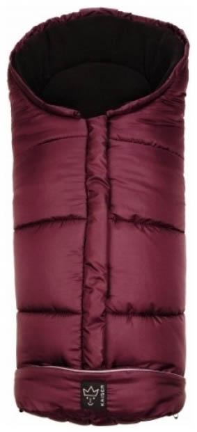 Купить Конверт Kaiser Iglu Thermo Fleece Plum (6570846), Конверты в коляску