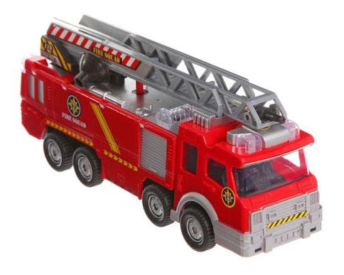 Купить Пожарная машинасо звуком стрельба водой Zhorya ZYB-B0724,