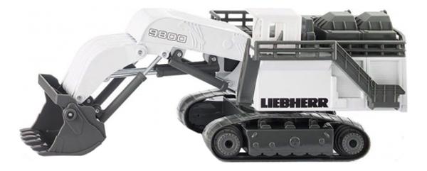 Купить Модель автомобиля горный экскаватор liebherr r 9800 187 Siku 1798, Строительная техника