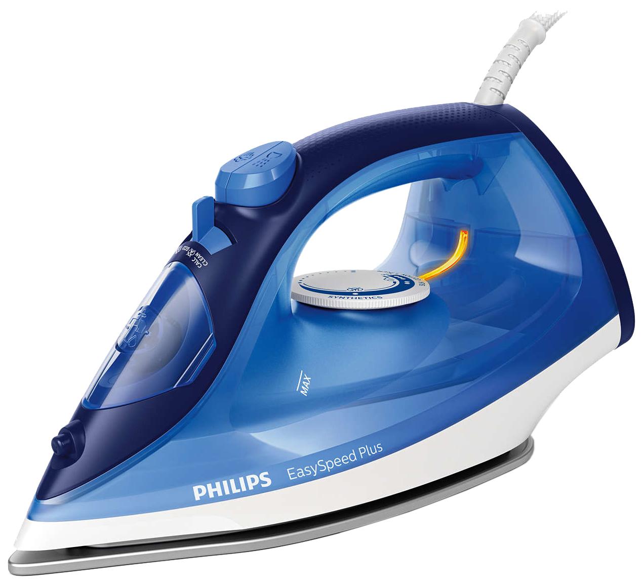 Утюг Philips EasySpeed Plus GC2145/20 White/Blue фото