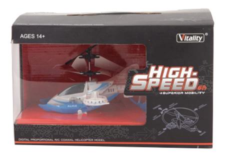 Вертолет р/у High Speed с гироскопом на аккум. Gratwest М41351 фото