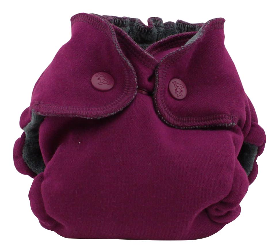 Многоразовый подгузник 2-6 кг, Organic Newborn Boysenberry Ecoposh
