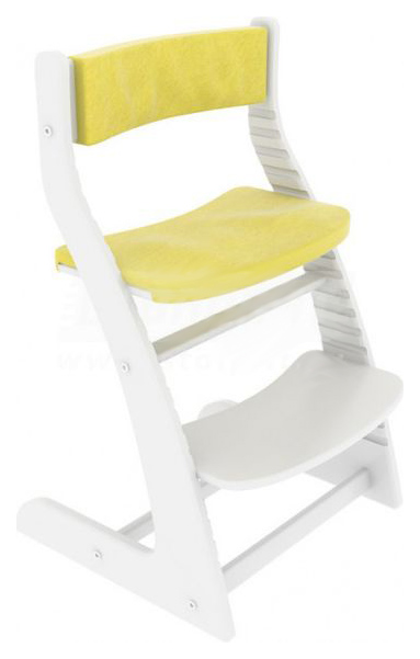 Мягкое основание для стула Бельмарко Усура желтое