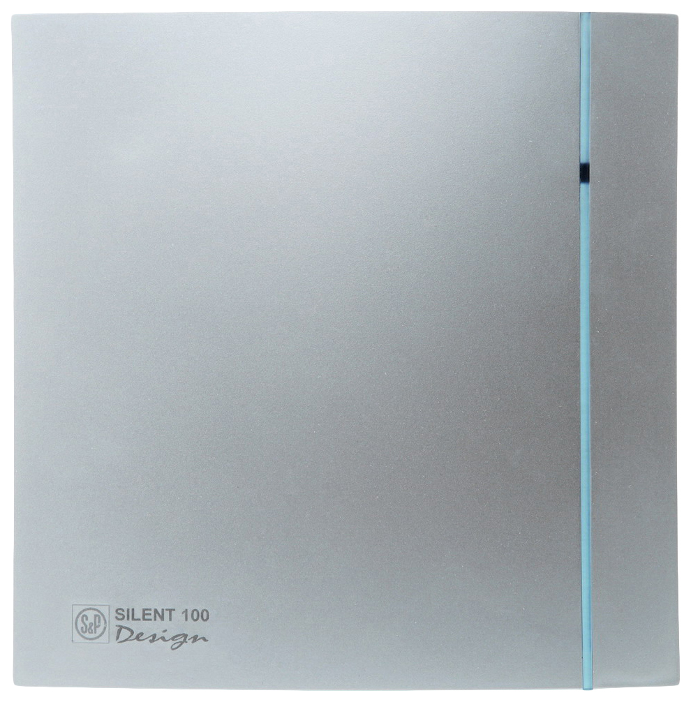 Вентилятор настенный Soler#and#Palau Design Silent-100 CRZ 03-0103-122