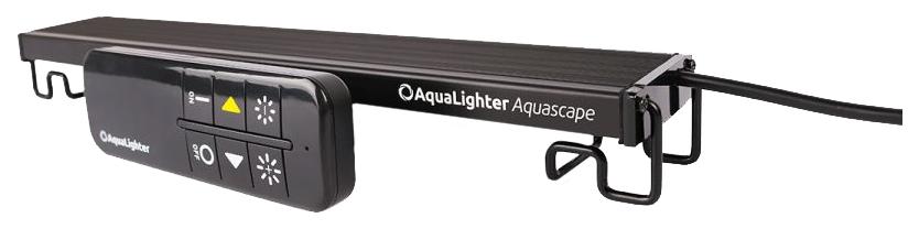 Лампа для аквариума Collar AquaLighter Aquascape 30см черная