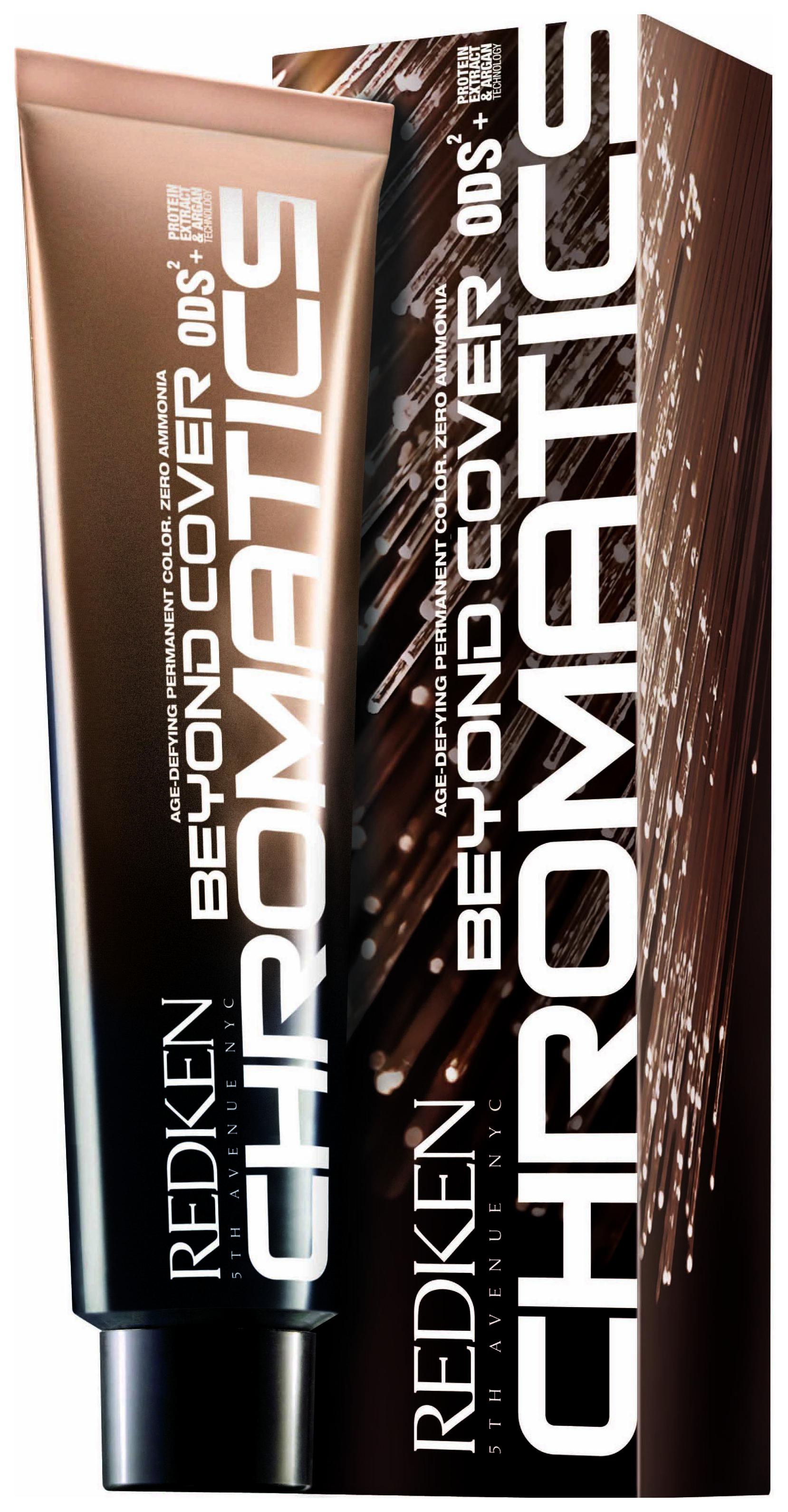 Краска для волос Redken Chromatics Beyond Cover 4.56 60 мл фото