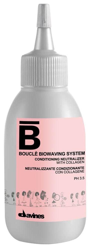 Лосьон для волос Davines Boucle Conditioning Neutralizer 100 мл
