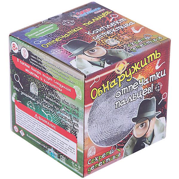 Купить Набор для экспериментов, Мини-набор Отпечатки пальцев, Набор детектива, Научные технологии, Наборы для опытов