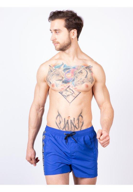 Шорты мужские UOMO FIERO 01SU синие L