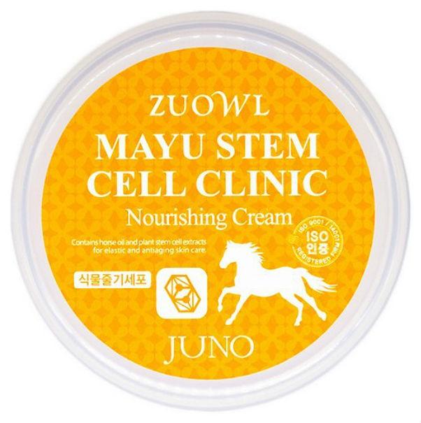 Крем для лица JUNO Mayu Stem Cell Clinic Nourishing Cream 100 г