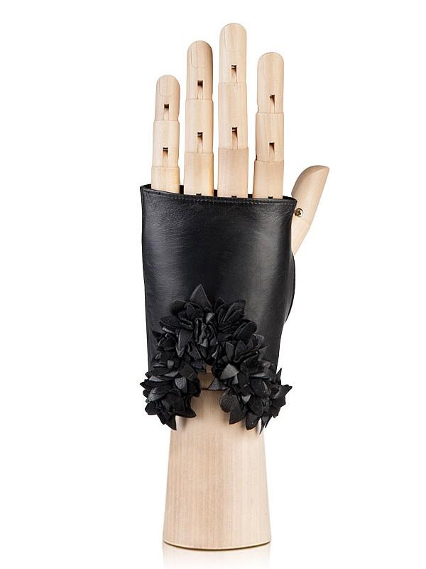 Митенки женские Eleganzza F-0250 черные 6
