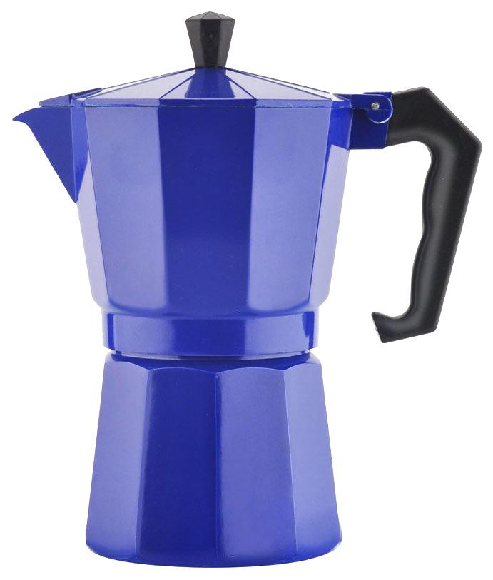 Кофеварка гейзерная Mallony Grande, 250мл, 6 чашек, алюминий, 4263