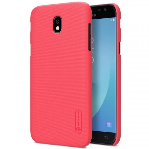 Чехол Nillkin Matte для Samsung J530 Galaxy J5 (2017)  Red