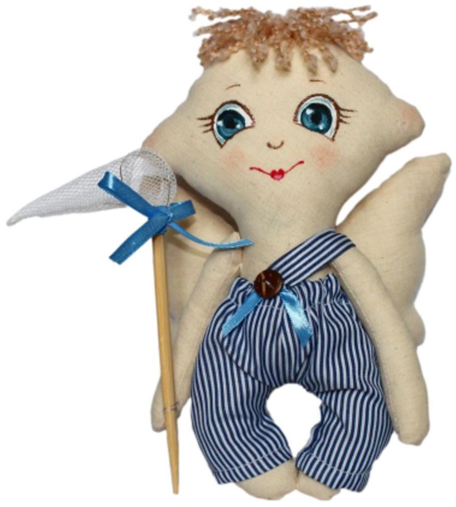Купить Набор Для Изготовления Текстильной Игрушки Кустарь Сережка, Высота 22 См, Рукоделие