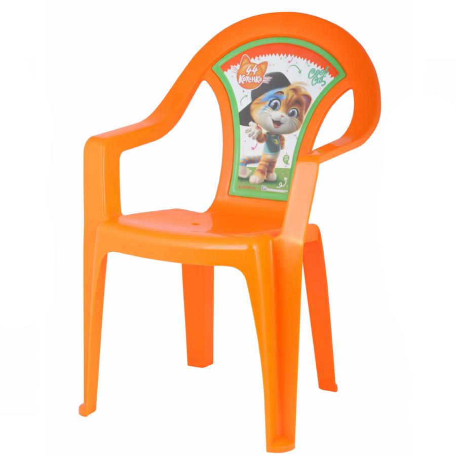 Кресло детское Альтернатива 44 котёнка