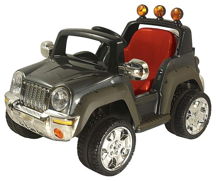 Купить Детский электромобиль-джип TCV Thunderbird Special Edition TCV-335 Carbon, арт. TCV-335, Электромобили