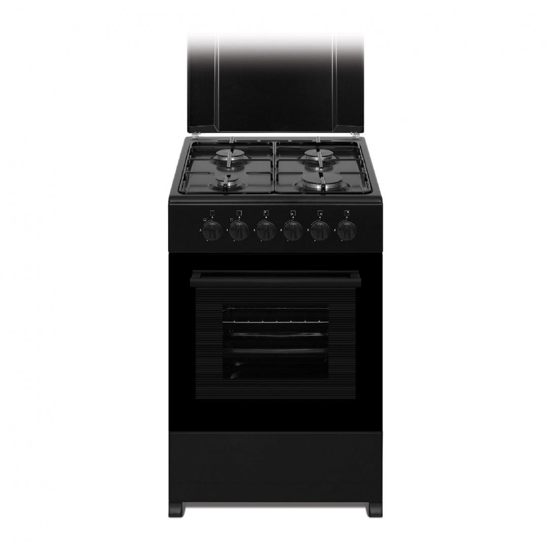 Комбинированная плита Simfer F50EB43011 Black