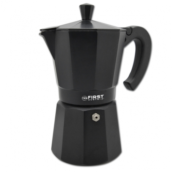 Гейзерная кофеварка First FA 5471 Black