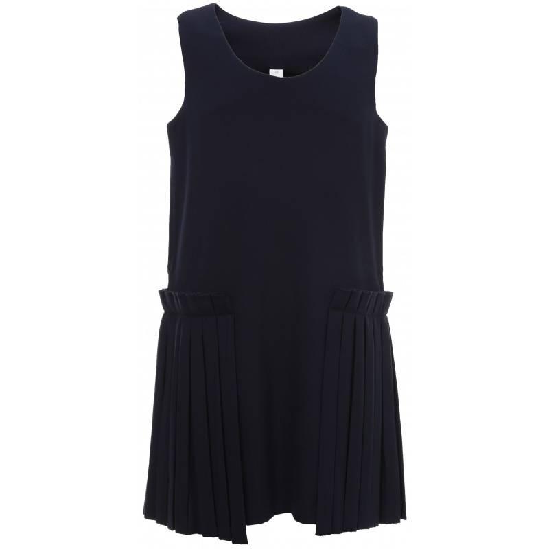 Купить Сарафан Acoola, цв. темно-синий, 164 р-р, Детские платья и сарафаны