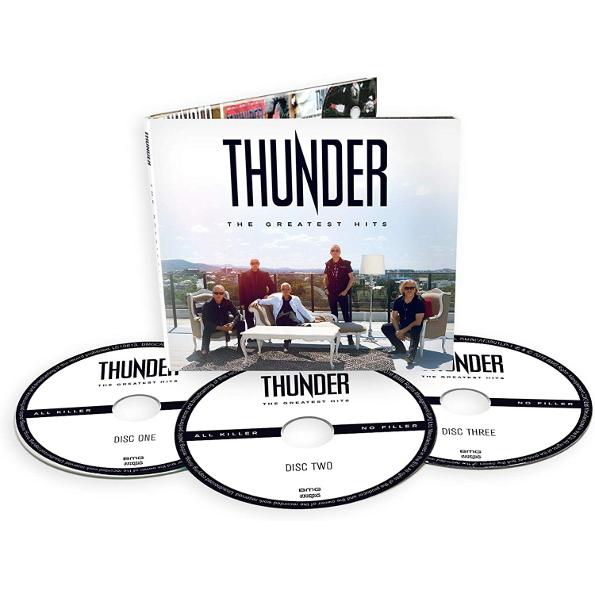 The Greatest Hits (3CD) Thunder