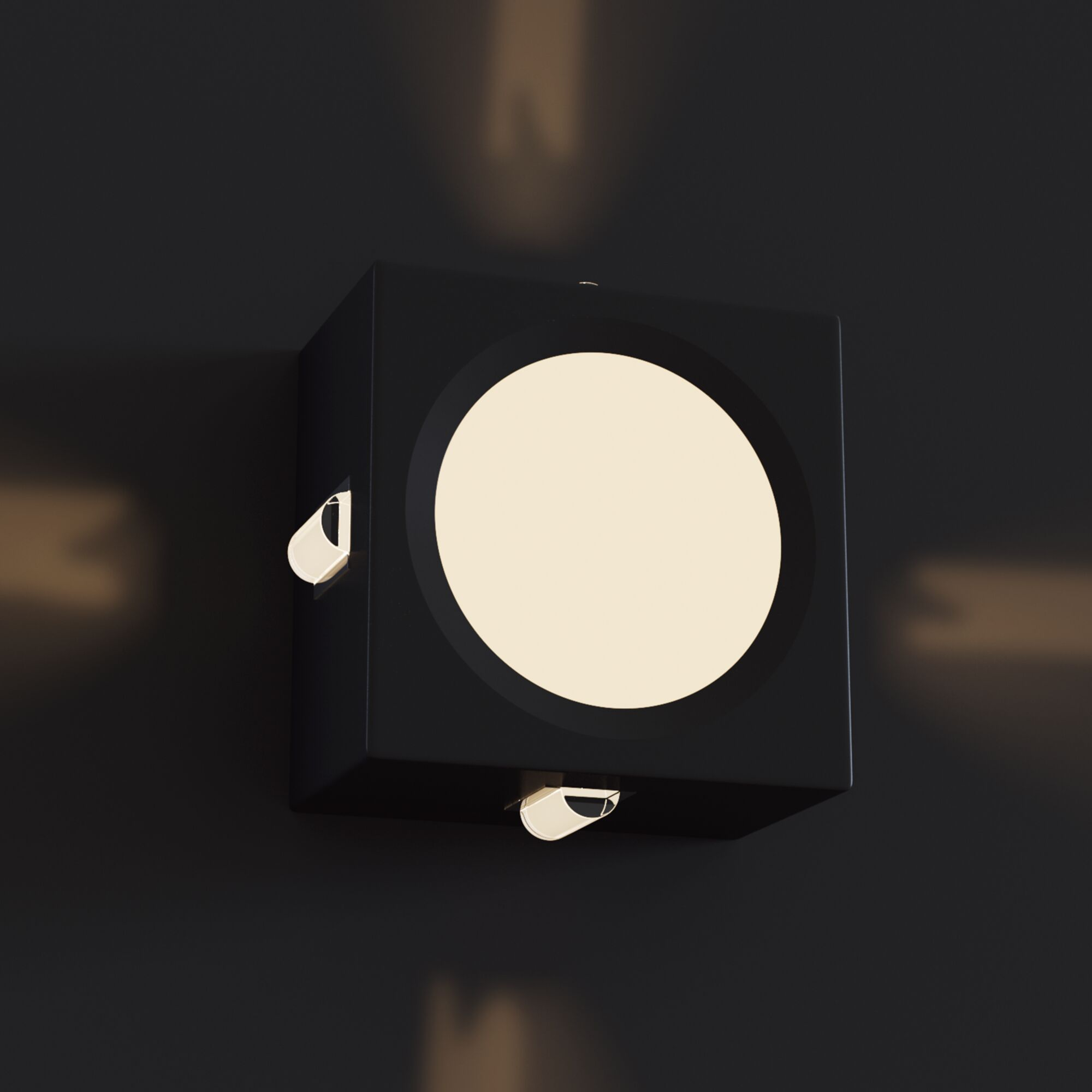 Настенный светильник Maytoni O012WL L10B