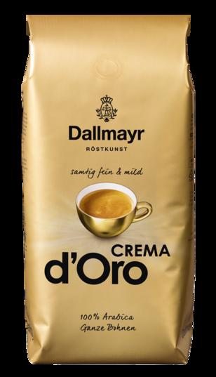 Кофе в зернах Dallmayr Crema d\'Oro 0.5 кг