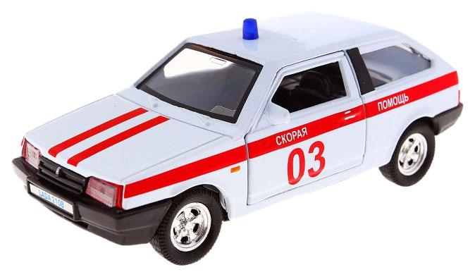 Купить Коллекционная модель машины Autotime Русская серия LADA 2108 3307, Коллекционные модели