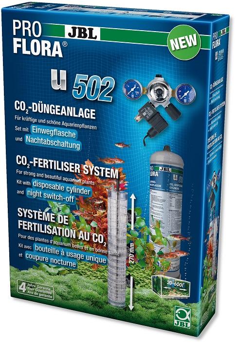 JBL Система CO2 JBL ProFlora u502