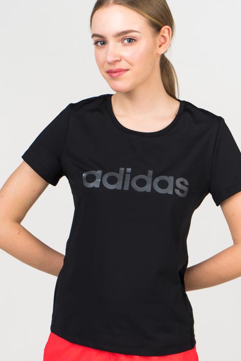 Футболка женская Adidas DS8724 черная S