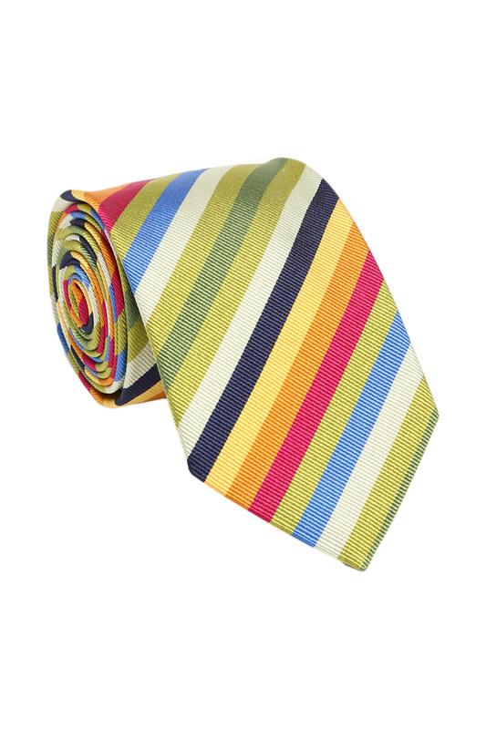 Галстук мужской Ascot 3011 разноцветный