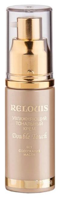 Купить Тональный крем RELOUIS Double Touch 02 Натуральный бежевый