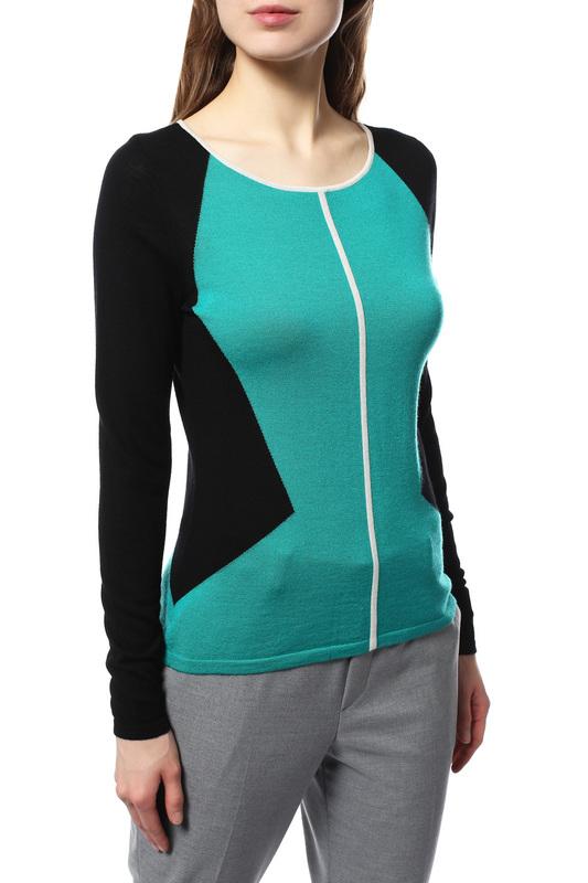 Пуловер женский Laurel 25203/4900 зеленый 36 DE