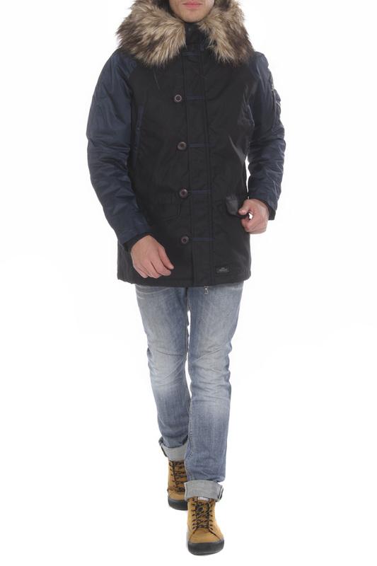 Куртка мужская MHI BY MAHARISHI 6001 синяя XL