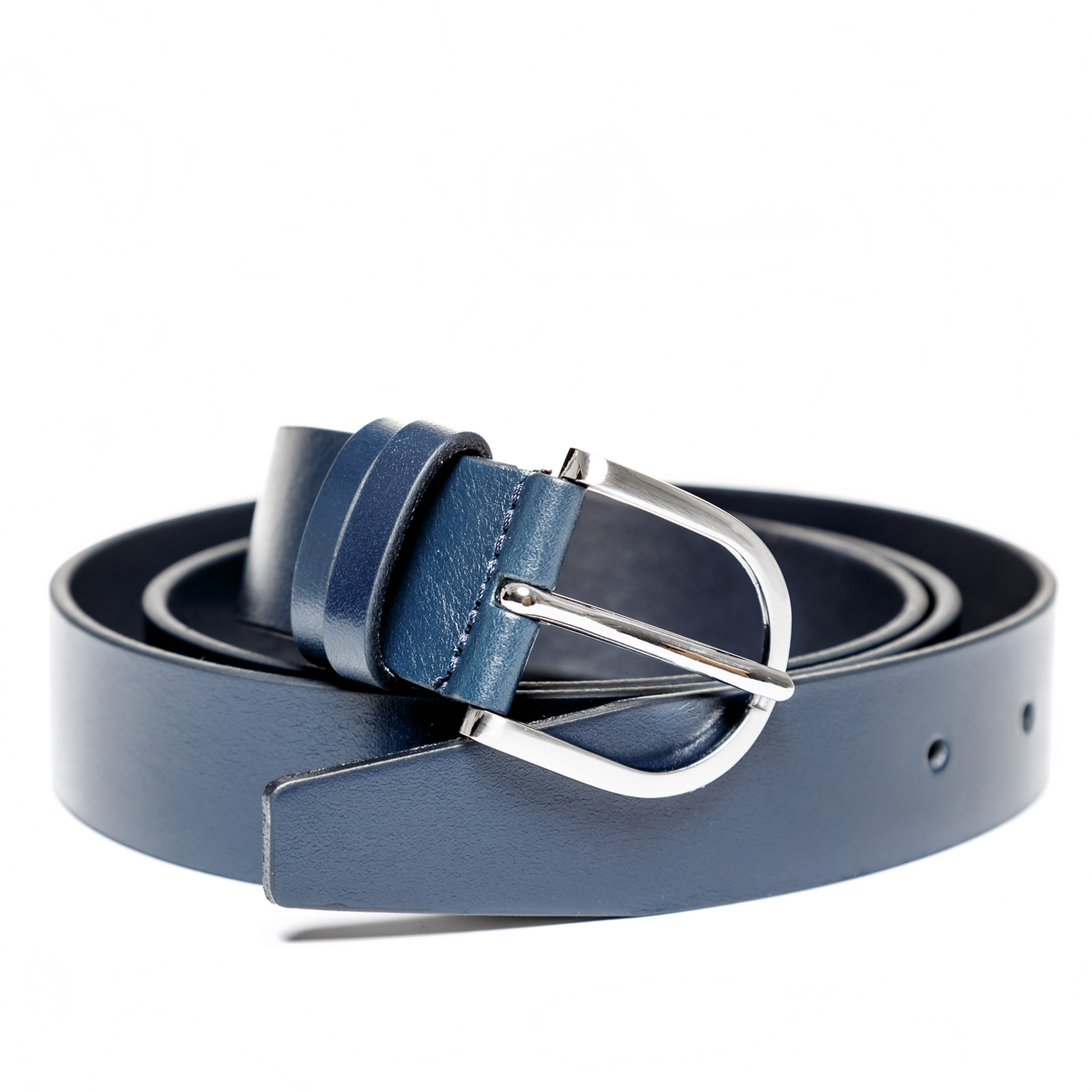 Ремень женский LAKESTONE 10124 синий фото